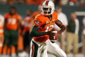 Heisman hopeful Jacory Harris leads the 'Canes against Clemson